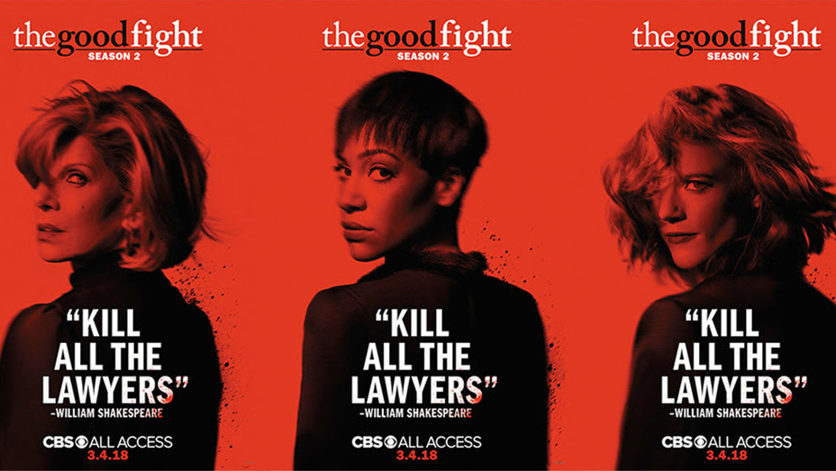 The Good Fight Posters - Publicity - H 2018