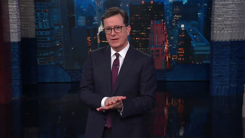 The Late Show with Stephen Colbert_Amishbook - Screengrab - H 2018