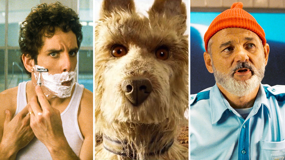 The Royal Tenenbaums, Isle of Dogs and The Life Aquatic with Steve Zissou Still - Split 2 - Photofest - H 201