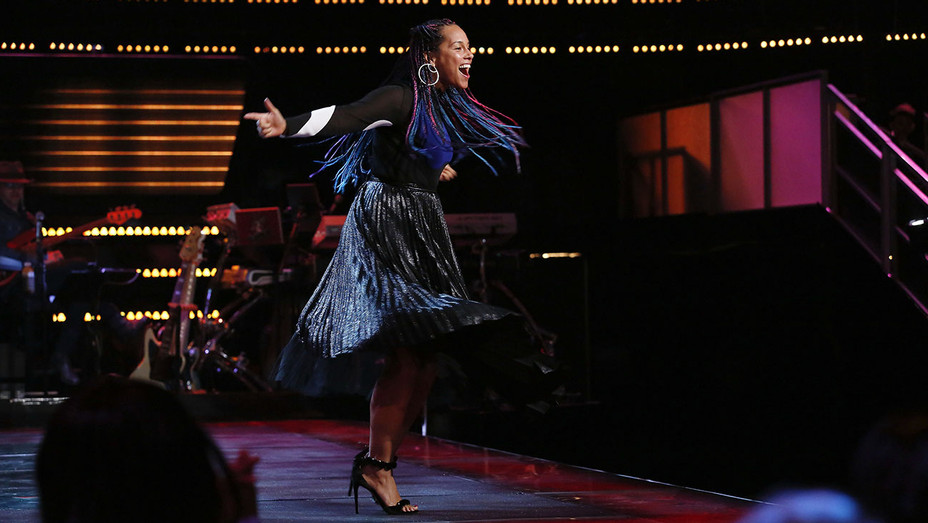 THE VOICE -Blind Auditions_Alicia Keys - Publicity - H 2018