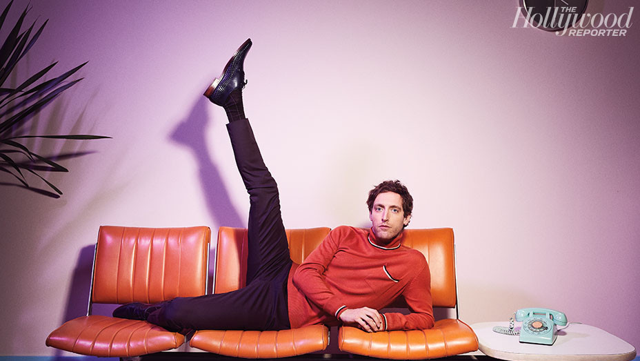 Thomas Middleditch - Photographed by Sami Drasin - Embed 2018