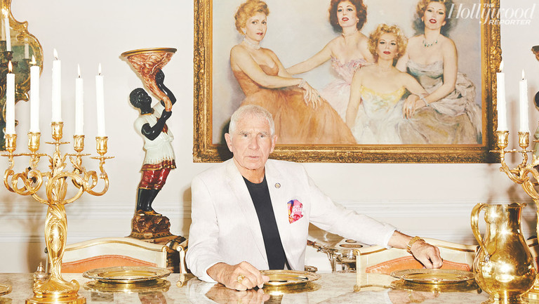 The 'Prince' of Hollywood: Zsa Zsa Gabor's Widower Reveals His Hustler Past as He Auctions Her Belongings
