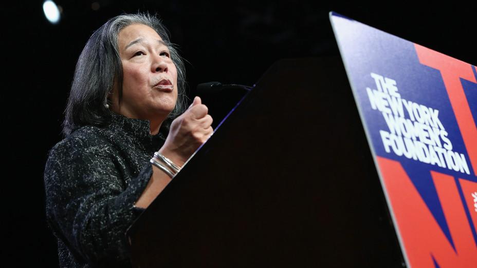 Tina Tchen Getty - H