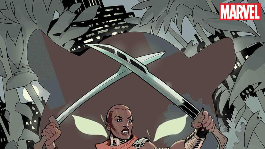 Wakanda Forever Cover - Publicity - P 2018