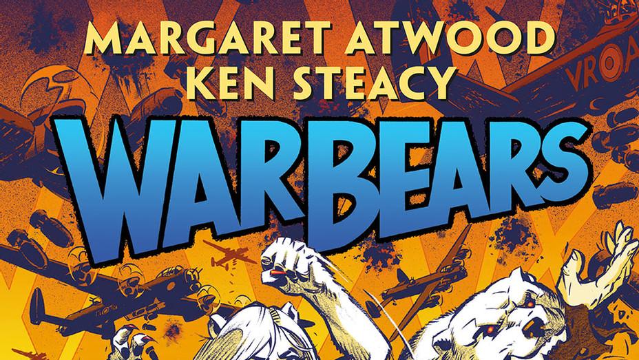 War Bears Cover - Ken Steacy Dark Horse- Publicity -P 2018