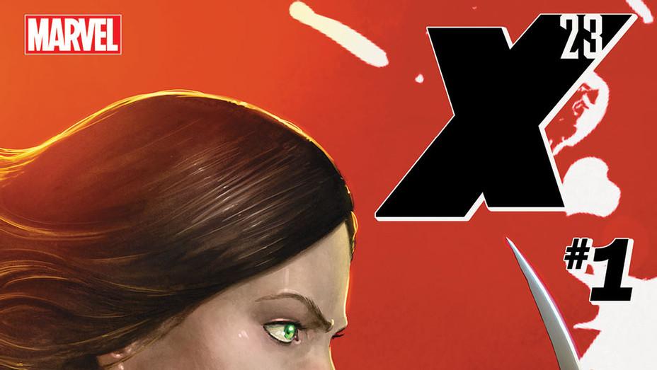 X-23 Cover - Publicity - P 2018