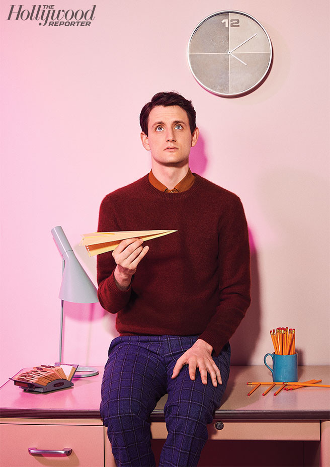 Zach Woods - Photographed by Sami Drasin - Embed 2018