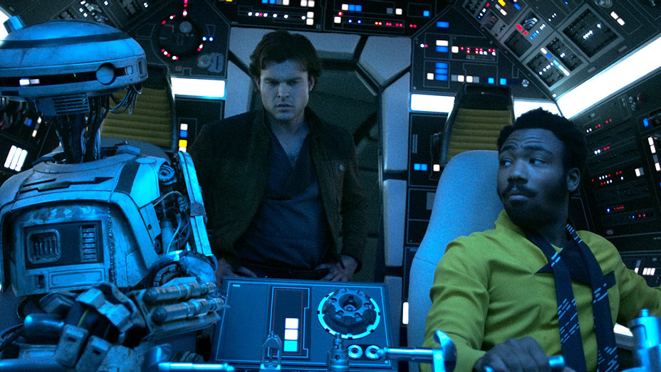 SOLO: A STAR WARS STORY Still 16- Publicity-H 2018