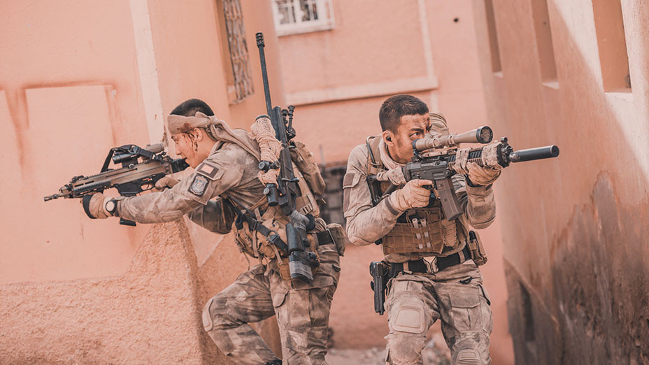 Operation Red Sea Still - Publicity - Embed 2018