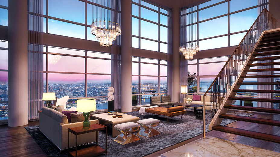 Penthouse at 1?Seaport, listed by Eklund -Publicity- H 2018