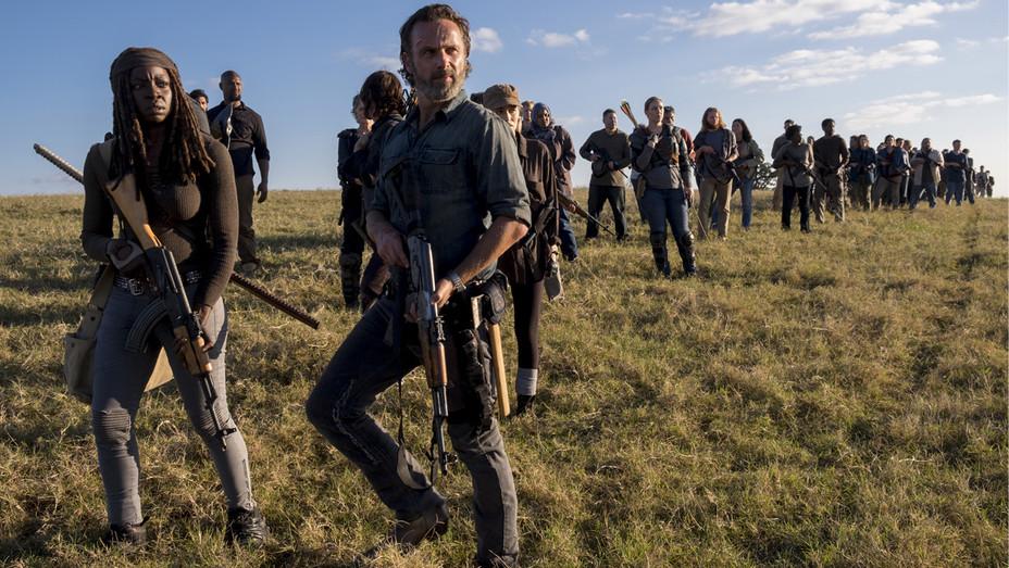 1 Walking Dead Finale - Publicity - H 2018