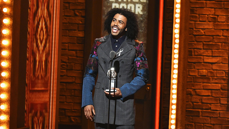 Tony Award - Featured Actor in a Musical - 2016 - Daveed Diggs, Hamilton  - Getty - H 2018