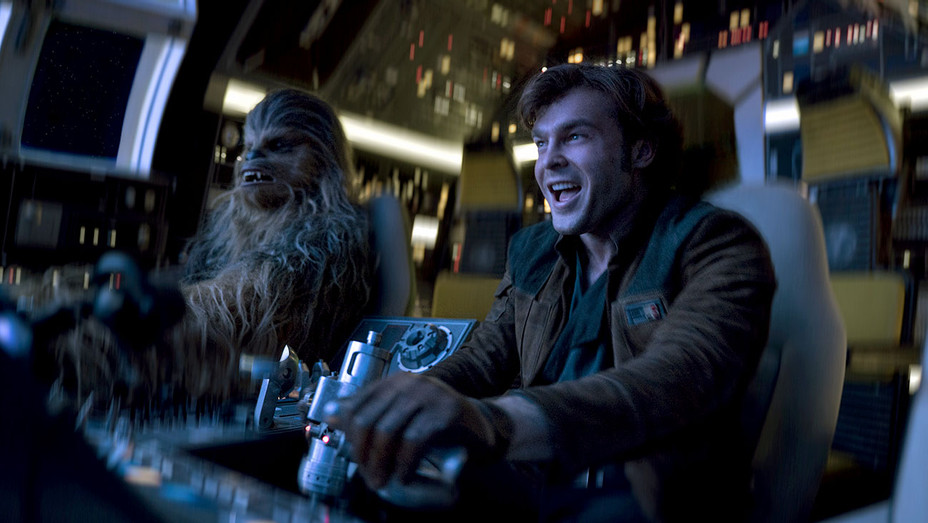 SOLO: A STAR WARS STORY Still 4- Publicity-H 2018
