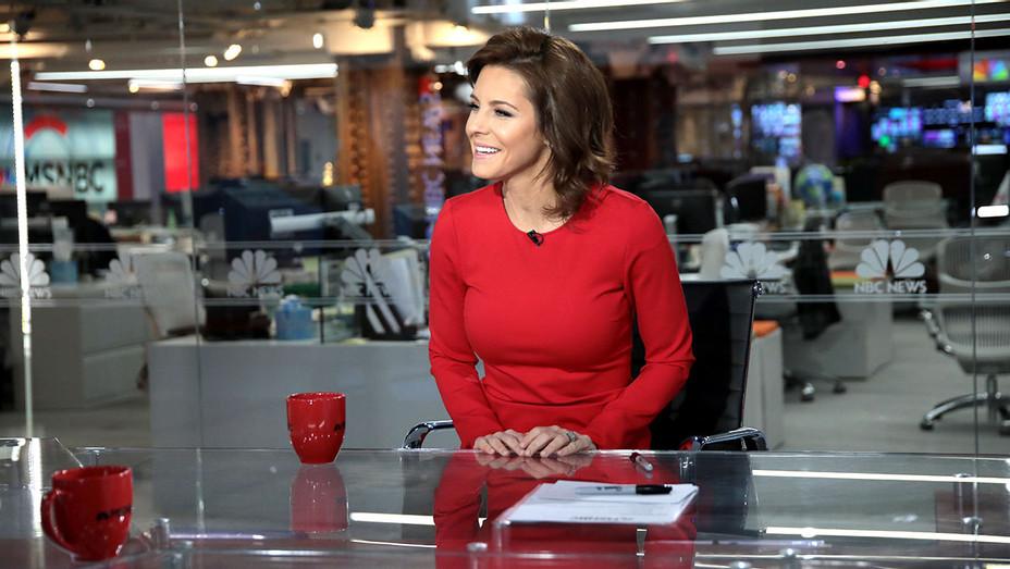 Stephanie Ruhle - MSNBC PR -Getty Images- H 2018