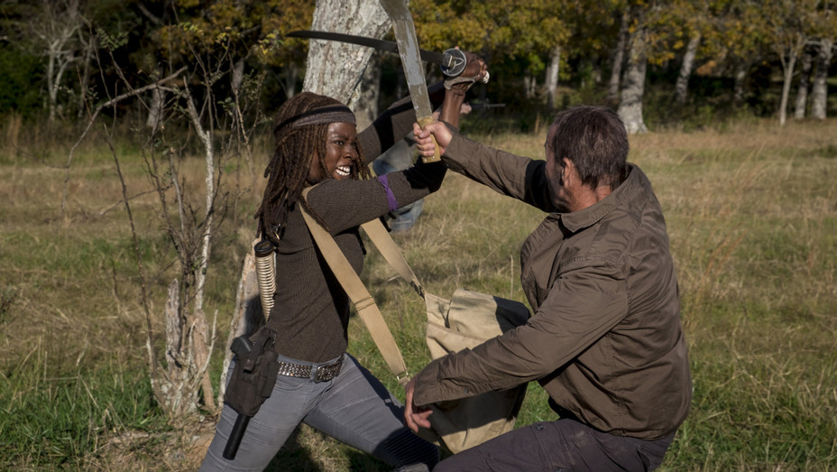 8 Walking Dead Finale - Publicity - H 2018