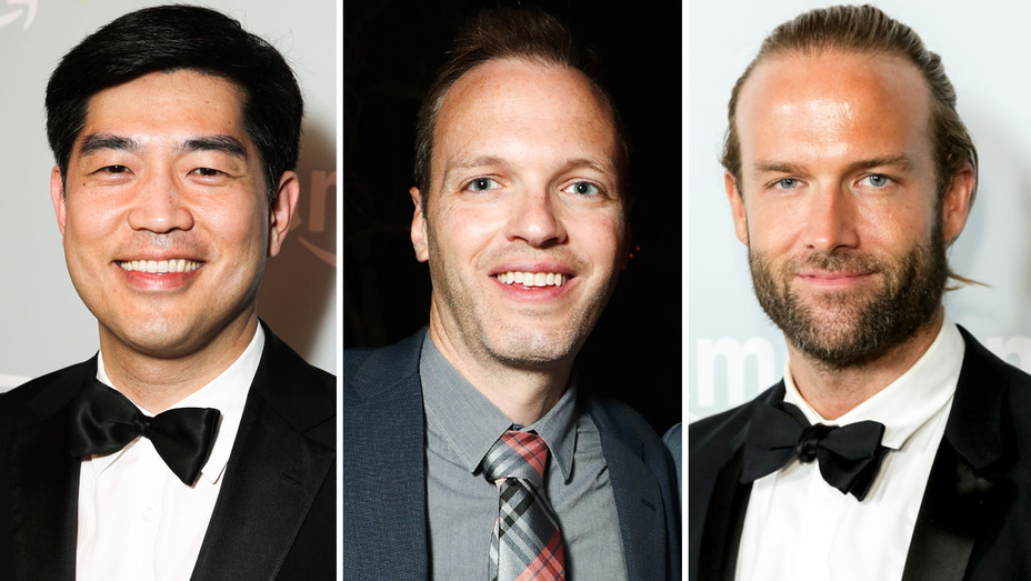 Albert Cheng, Marc Resteghini and Nick Hall - Split - Getty - H 2018