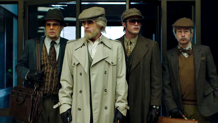 American Animals Trailer #1 (2018) - Movieclips Indie Screen Shot-H 2018
