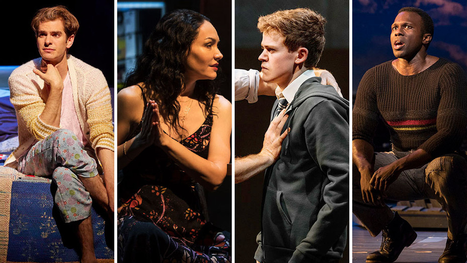 Angels in America, The Band's Visit, Harry Potter and the Cursed Child, Carousel - Split - Publicity - H 2018