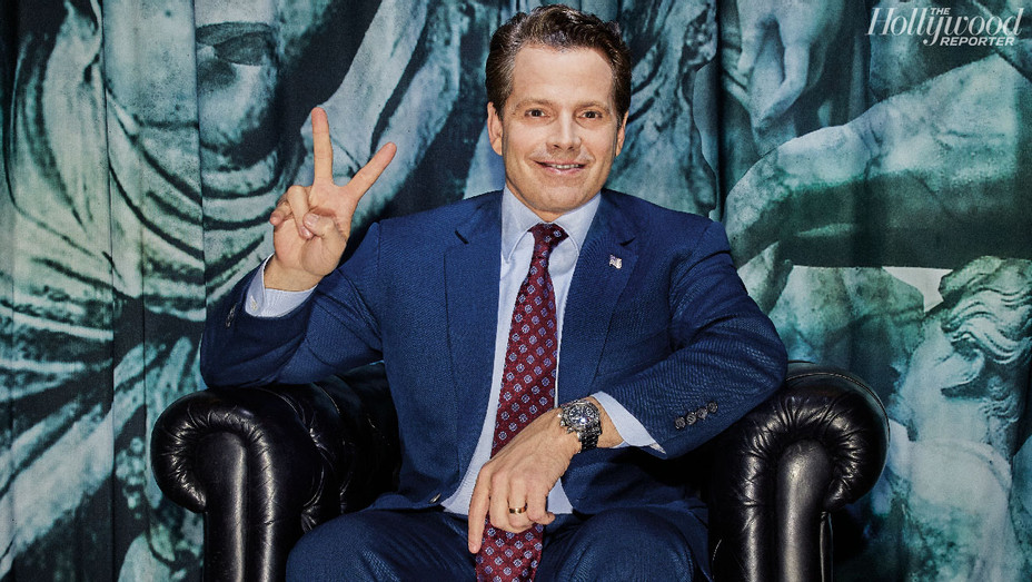 Anthony Scaramucci 2 - Photographed by Andrew Hetherington - H 2018