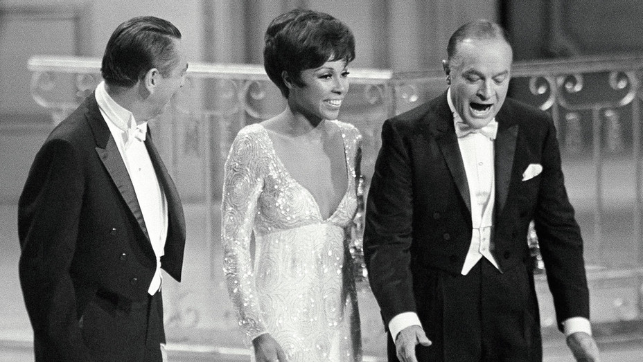 Oscars 1968 Diahann Carroll and Macdonald Carey - One Time Use Only - AP - H 2018