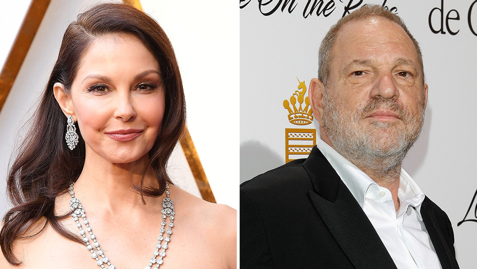 Ashley Judd Harvey Weinstein Split - Getty - H 2018