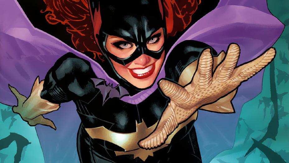 Batgirl Cover - Publicity - H 2018