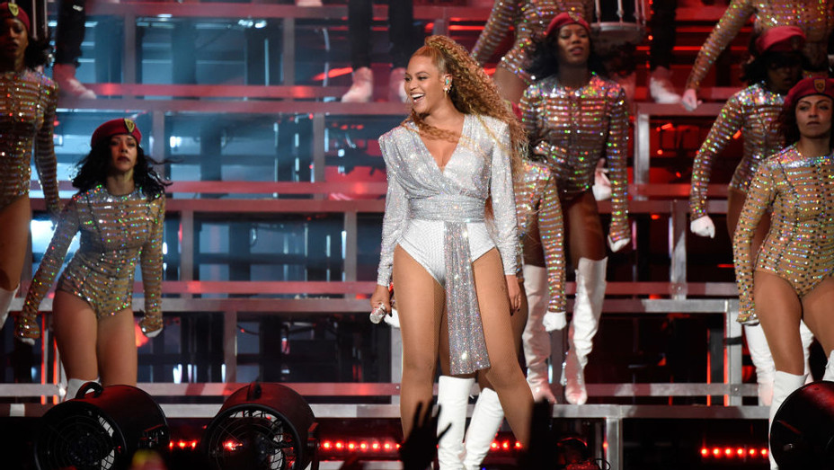 Beyonce Onstage Coachella Weekend 2 - H Getty 2018