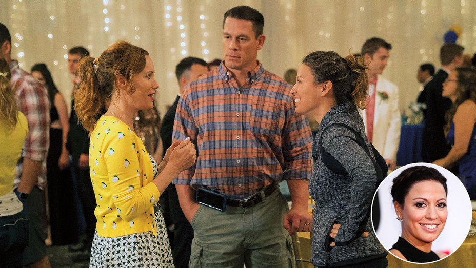 Blockers Still and Kay Cannon - Inset - Getty - H 2018