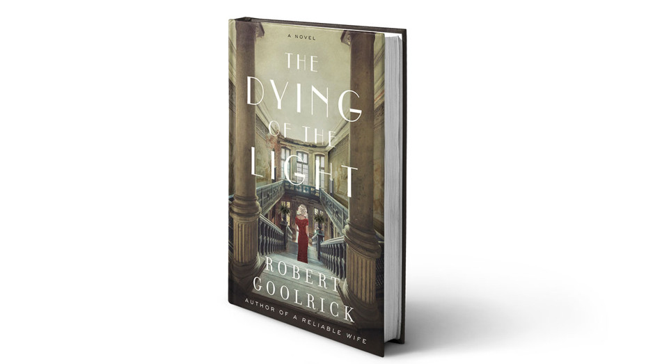 The Dying of the Light Book Cover-Publicity-H 2018