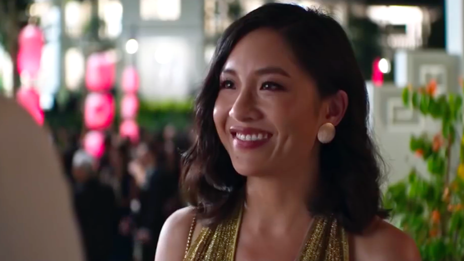 Constance Wu - Crazy Rich Asians Trailer Still - H 2018