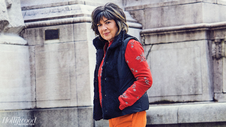 Christiane Amanpour - Photographed by Meredith Jenks - H 2018