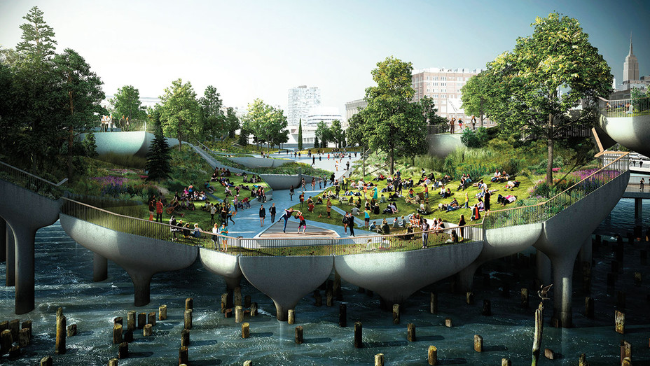 Diller Island_Project Rendering - Publicity - H 2018