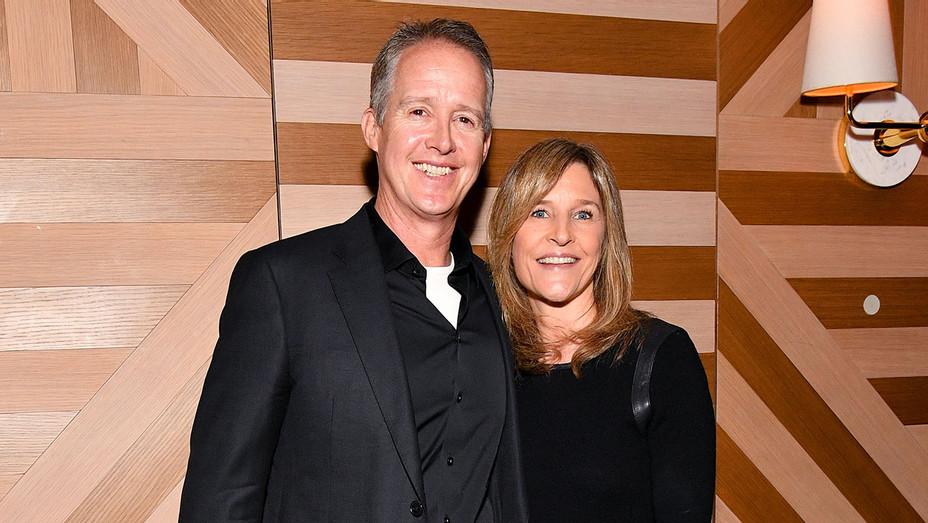 Eric Tannenbaum and Kim Tannenbaum - Getty - H 2018