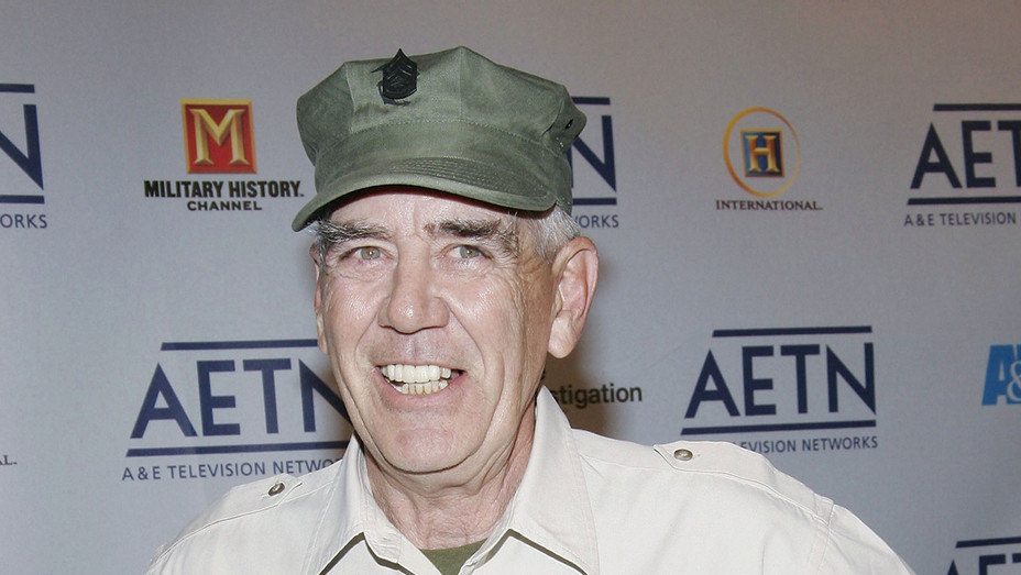 R. Lee Ermey - H Getty 2018