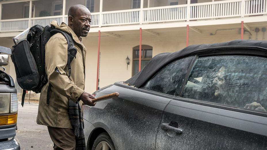 Fear the Walking Dead - Season 4, Episode 1 -Lennie James 2-Publicity-H 2018