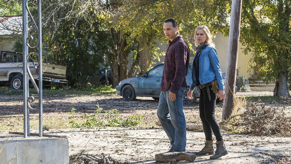 Fear the Walking Dead - Season 4, Episode 3 - Frank Dillane - Kim Dickens - Publicity-H 2018