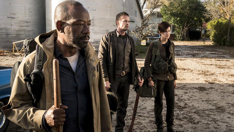 Fear the Walking Dead - Season 4, Episode 3 Lennie James -Garret Dillahunt -Maggie Grace-Publicity-H 2018