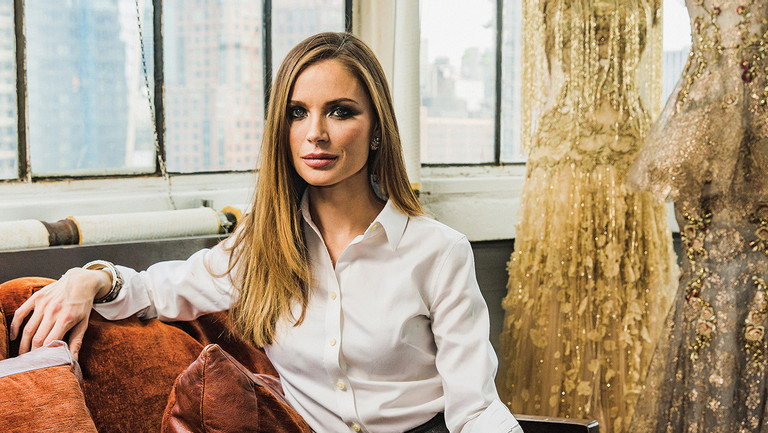 """Georgina Chapman Plots a Post-Harvey Comeback for Marchesa: """"We All Support Her"""""""