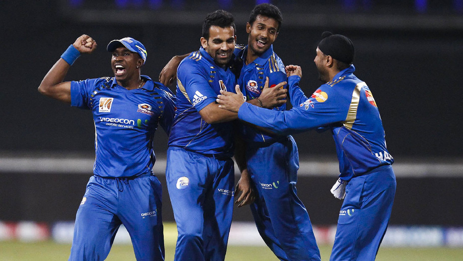 Mumbai Indians 2010 Champions League - Getty - H 2018