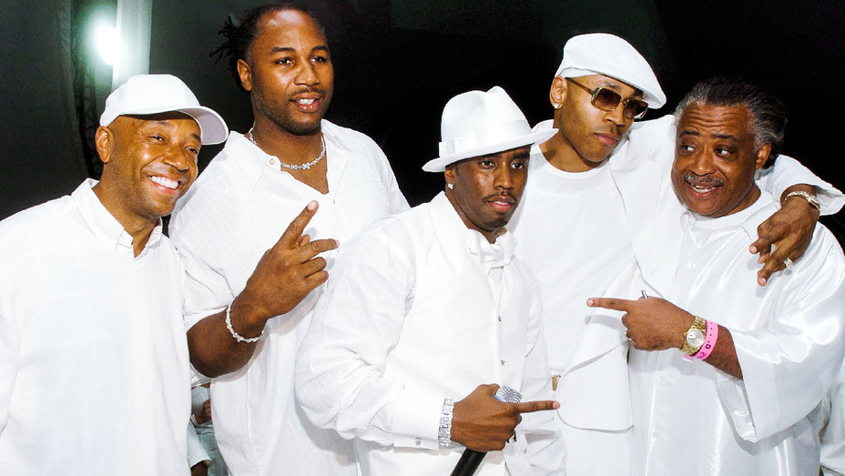 6th Annual P. Diddy White Party 2004 - Getty - H 2018