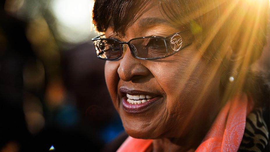 Winnie Madikizela-Mandela 2013 - Getty - H 2018