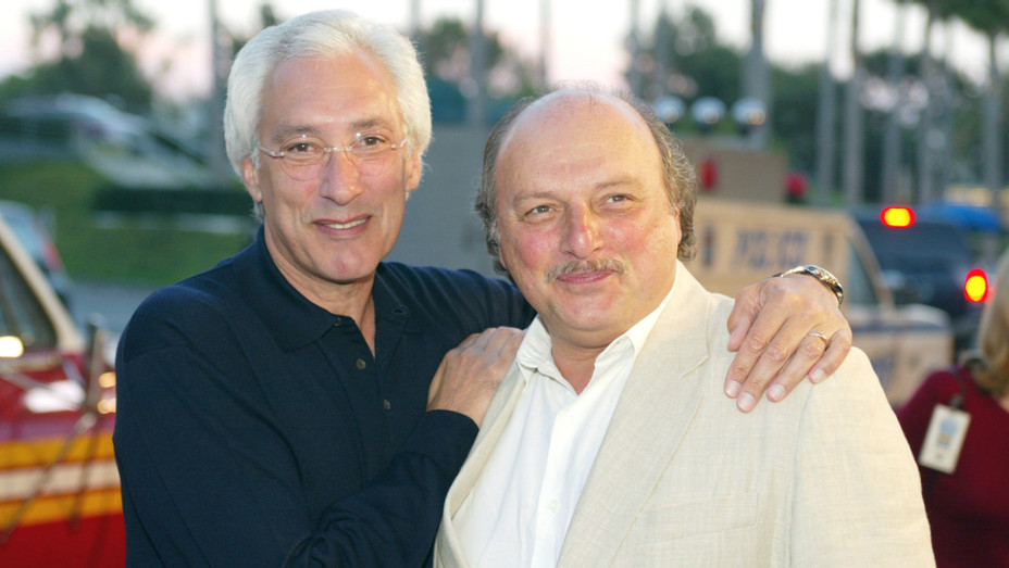 Dennis Franz and Steven Bochco - Getty - H 2018