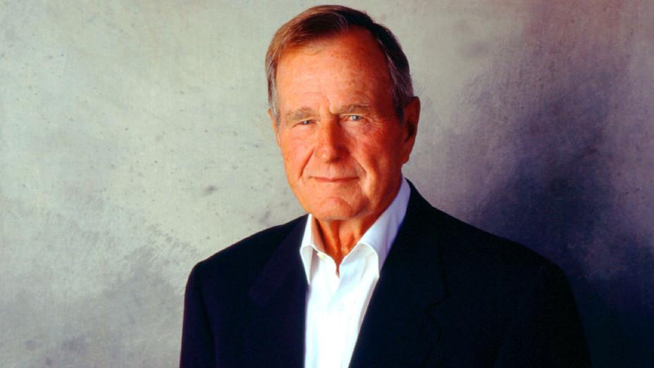 George HW Bush 2001 - Getty - H 2018