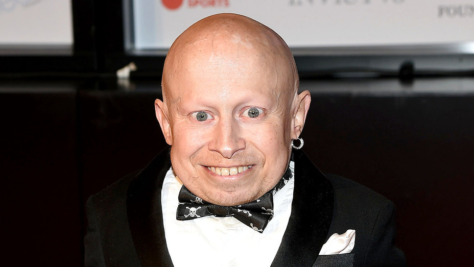 Verne Troyer attends Muhammad Ali's Celebrity Fight Night XXI -March 28, 2015 -Getty-H 2018