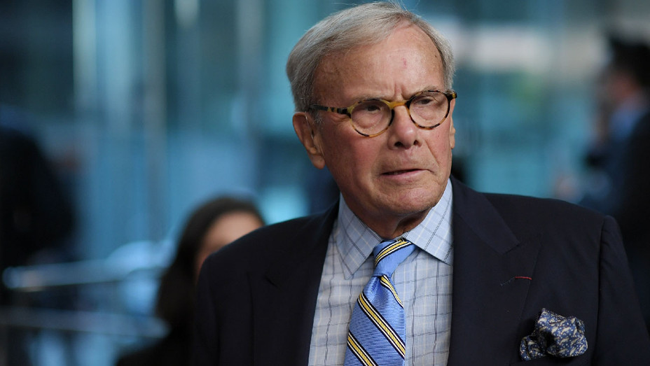 Tom Brokaw - 2017 Five Came Back World Premiere - Getty - H 2018
