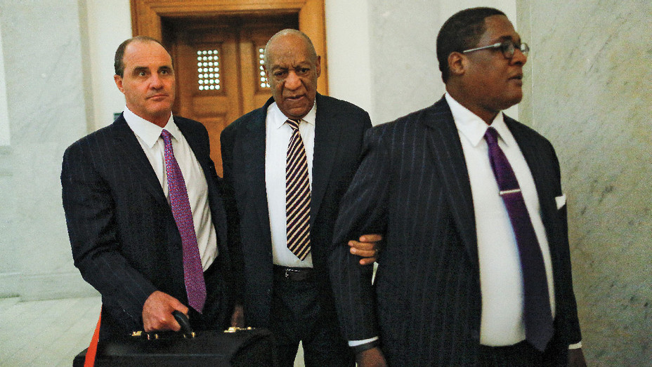 Bill Cosby June 5 2017 Hearing - Getty - H 2018