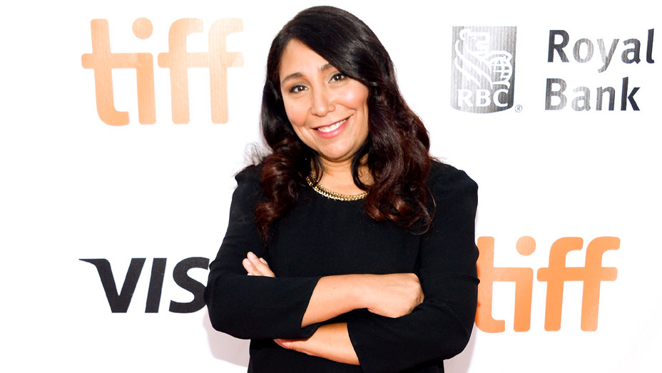 Haifaa Al-Mansour - 2017 TIFF - Getty - H 2018