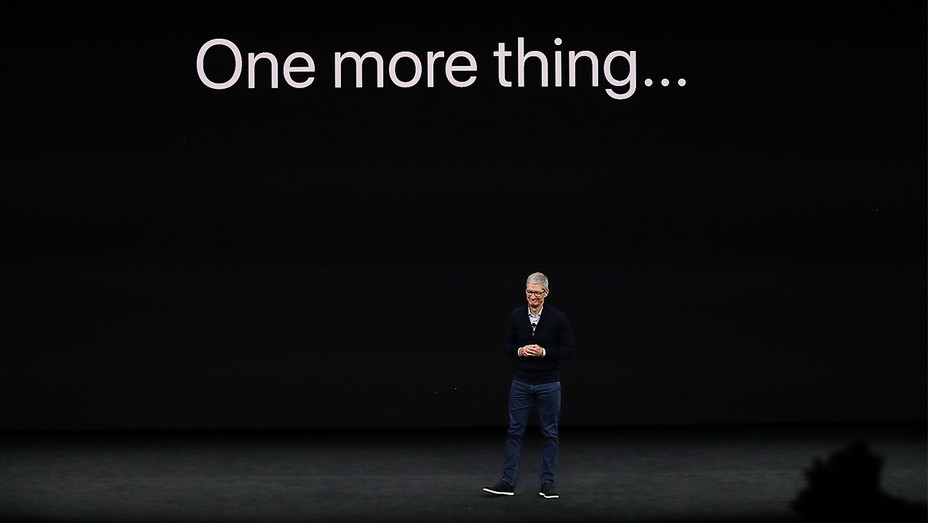 Tim Cook - 2017 Apple Product Launch - Getty - H 2018