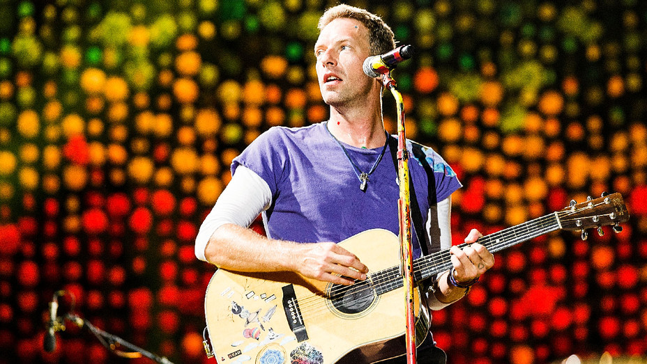 Chris Martin - 2017 BC Place Performance - Getty - H 2018