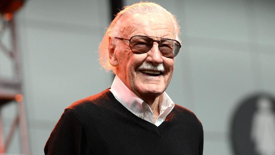 Stan Lee - 2017 LA Comic Con - Getty - H 2018